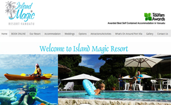 Island Magic Resort Vanuatu