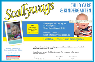 Scallywags Child Care Centre